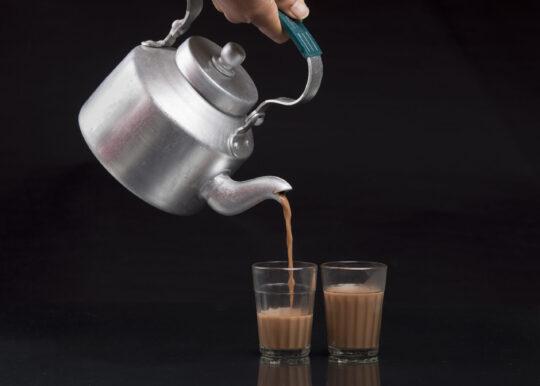 Chai  Tea kettle