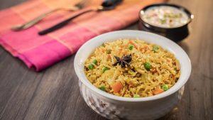 Biryani| Comfort Food