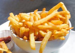 Fries| Comfort Food