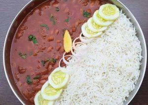 Rajma Chawal| Comfort Food