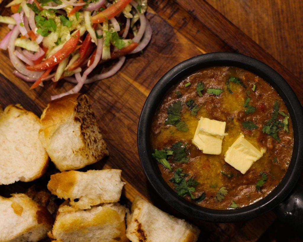 fondue| pav bhaji| salad| cuppucino cafe| butter| fusion|western style