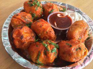 Tandoori Momos   Fusion Dishes   Momos  tibet  food dishes  momos  chinese  north indian