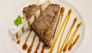 Silky Chocolate Cake  The Esplendido Cafe