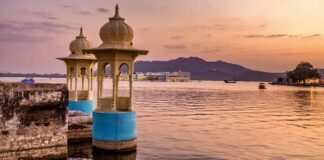 Street Food Places in Udaipur| Cover Page