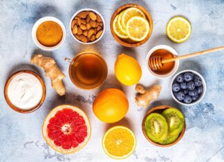 Superfoods which improves health| Feature image