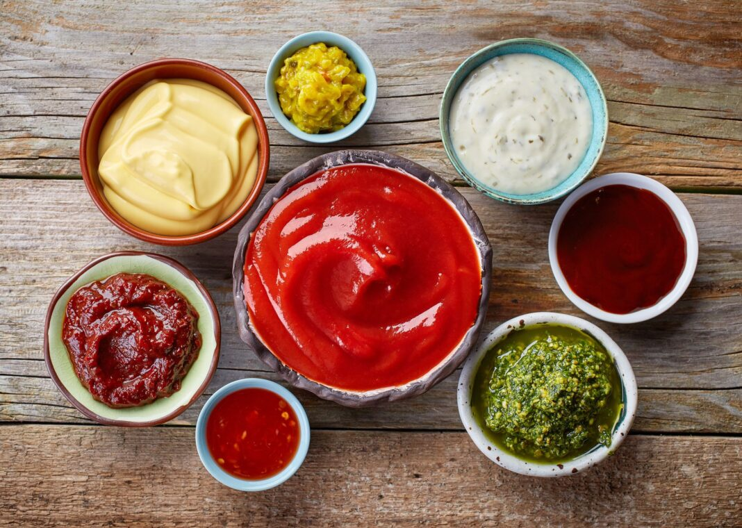 several types of sauces  Feature image