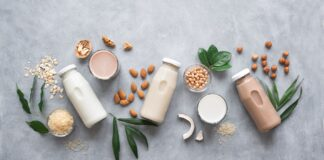 Types of dairy food products| Feature image