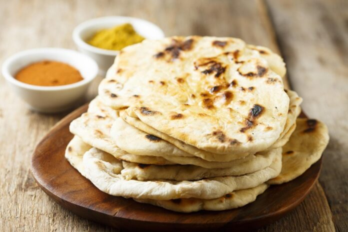 delightful dishes from outside| naan