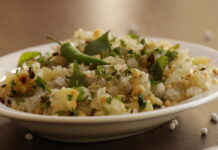 Delicious farali dishes| Sabudana khichdi