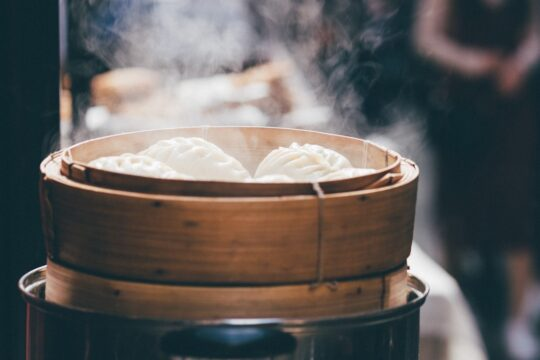Preoaring the delicious culinary items| Steaming