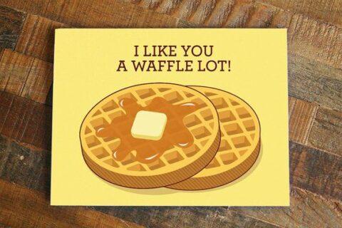 Yummy dessert dish| Wafflelot