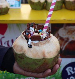 Summer Drinks in Ahmedabad  Chocolate Coconut Shake  Bade Dilwala Juice Center