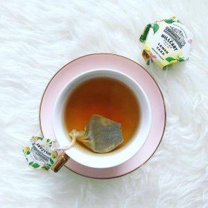 Unique Tea Blends| Lemon Cake| Hillcart Tales
