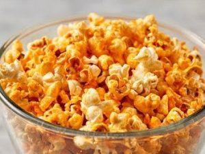 Different Types of Popcorn  Schezwan Masala