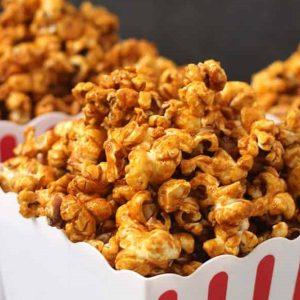 Different Types of Popcorn  Thai Chilli