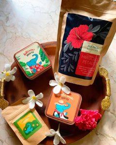 Unique Tea Blends| Yerba Mate Herb Tea| Tea Trunk