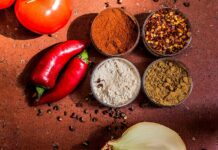 Spicy food ingredients| Feature image