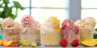 Fruit Flavored Ice Creams in Ahmedabad  Cover Image