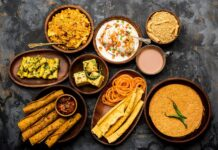 Yummy food of Gujarat| Feature image