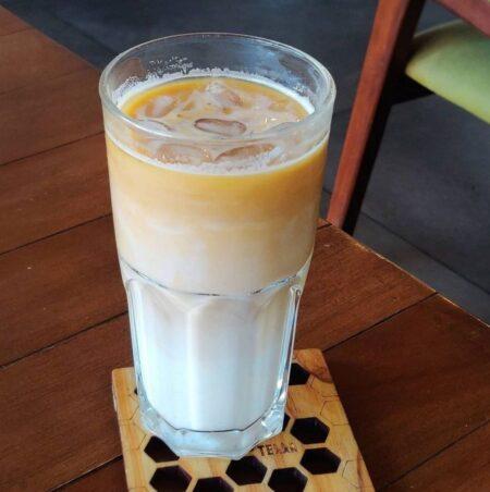 Beverages in ahmedabad  Korebi coffee