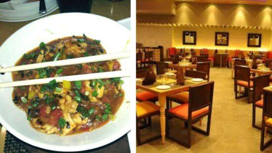 Exquisite places for meals - Palms