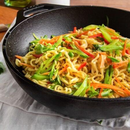 best ways to redefine maggi  Maggi salad